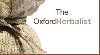 The Oxford Herbalist Logo